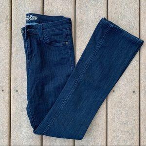 Old Navy Rockstar Dark Blue Jeans